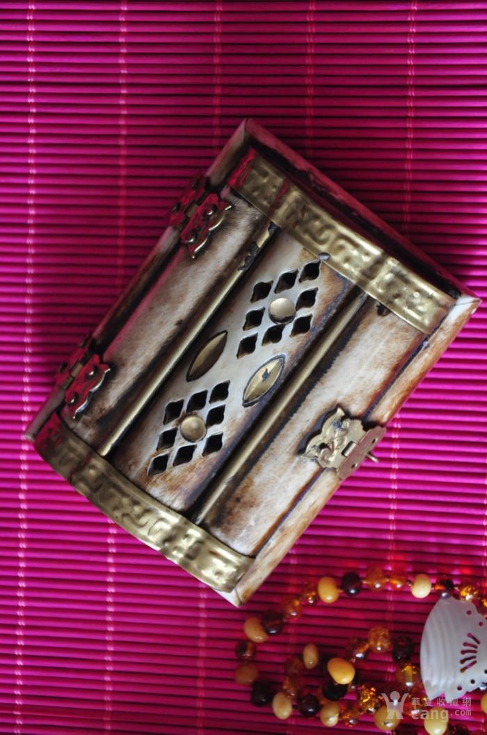 高级材料长方形首饰盒一对图6