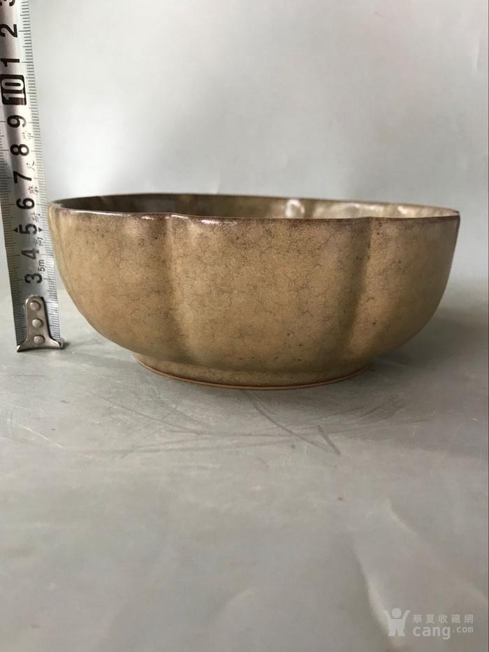 花口碗老窑瓷器图1