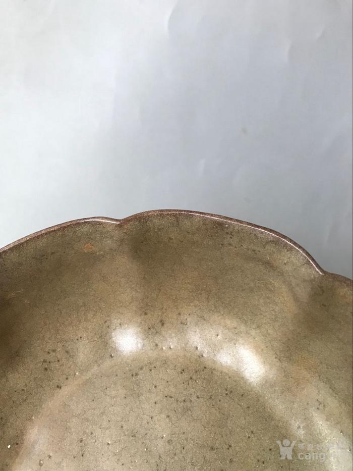 花口碗老窑瓷器图7