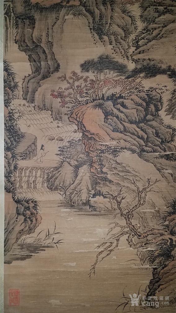 石涛  山水图5