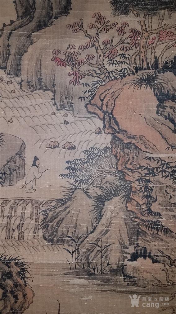 石涛  山水图6