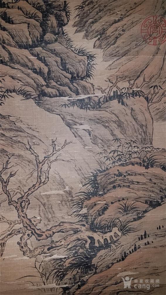 石涛  山水图7