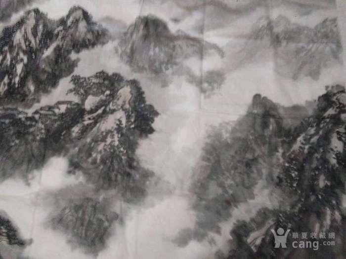 《云壑鸣泉》图2