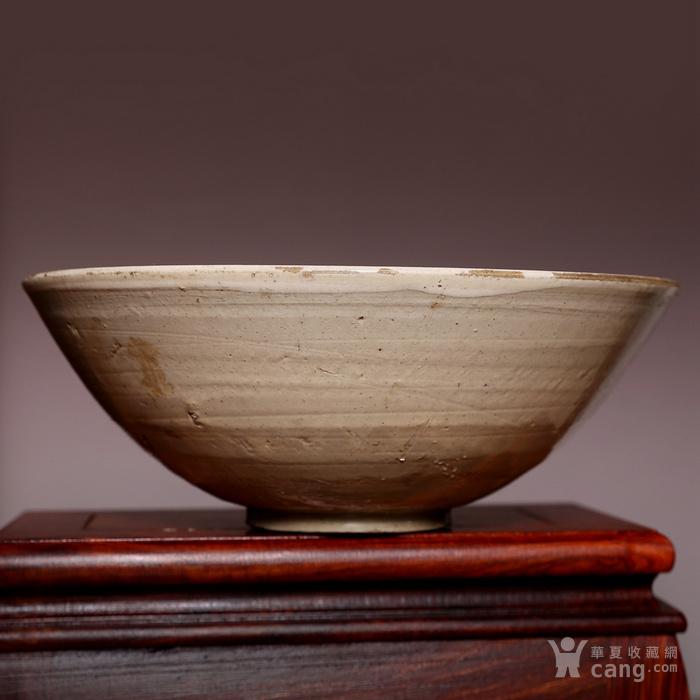 藏海淘 完好宋古瓷大碗 专家已鉴定 HX79图1