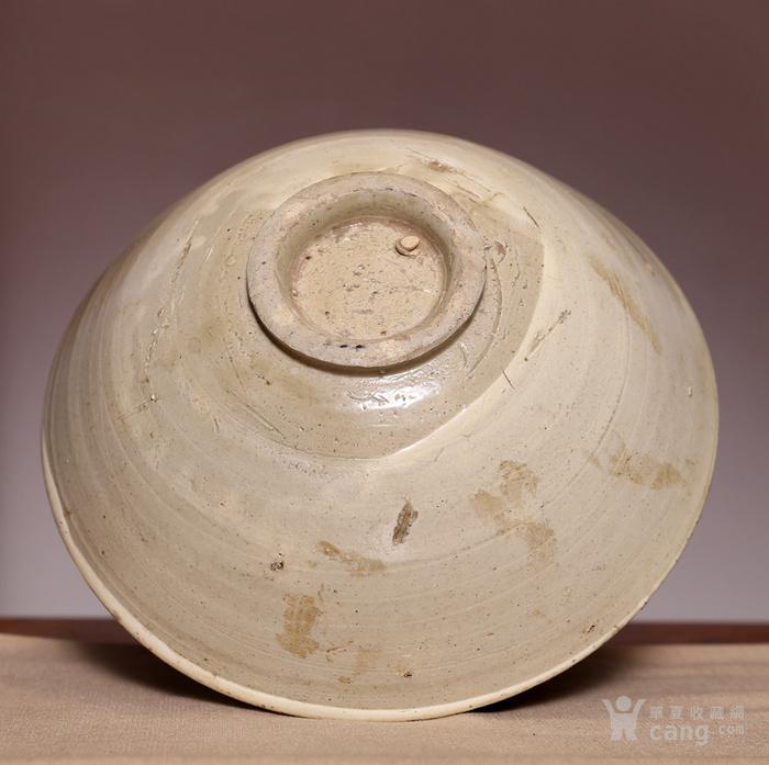 藏海淘 完好宋古瓷大碗 专家已鉴定 HX79图5