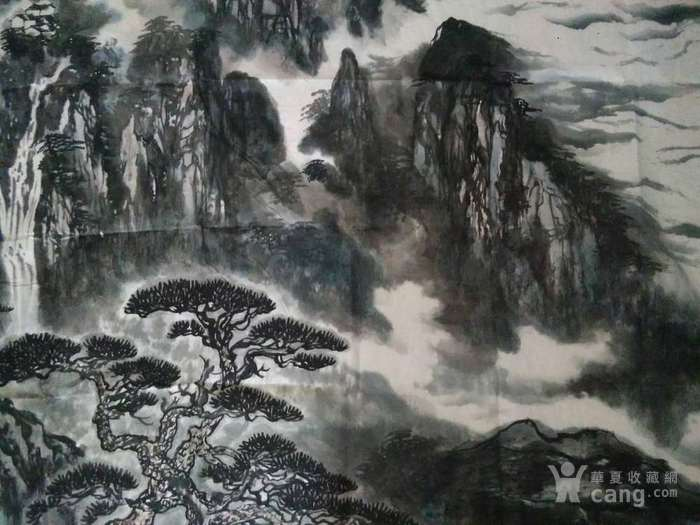 《黄山云海天下奇观》图3
