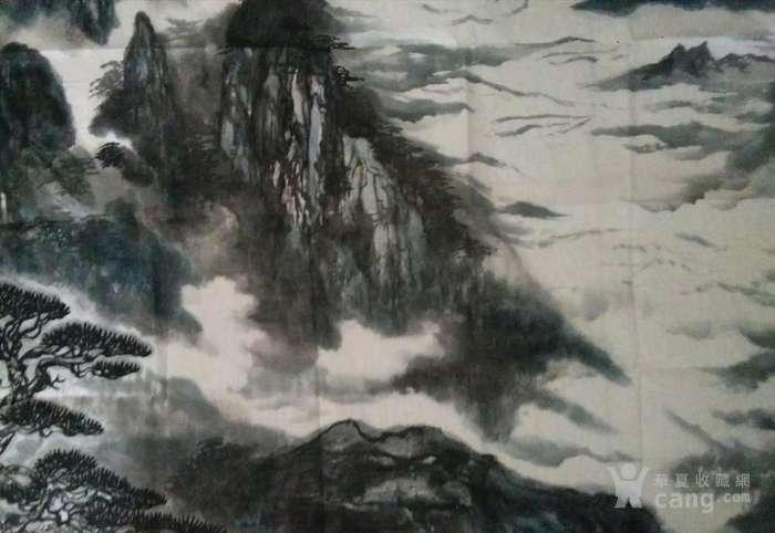 《黄山云海天下奇观》图4