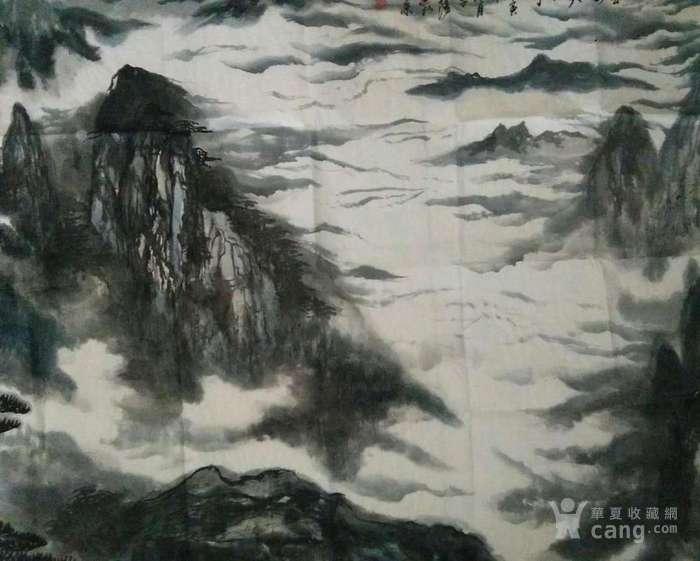《黄山云海天下奇观》图6