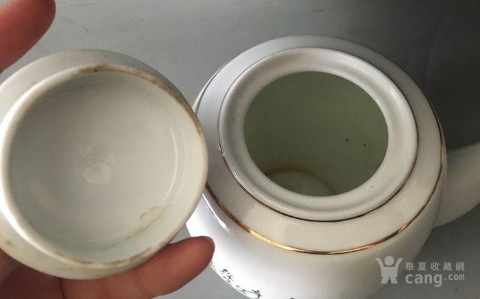 景德镇老瓷茶壶图4