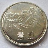 本网已鉴定 80年长城币一套