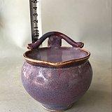 红钧瓷罐老窑瓷器