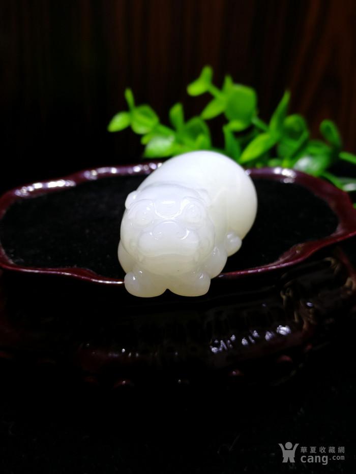 4g 【新品】立体工艺雕刻 招财貔貅 手工雕刻,苏工雕琢,线条流畅自然.