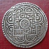 早期尼泊尔造藏币