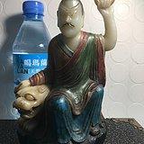 精品寿山石罗汉雕塑见细图喜欢的询价交流