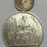 1913年贸易银 坐洋