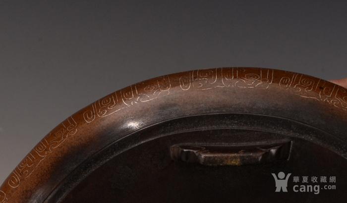 欧洲回流清紫铜掐丝双耳大香炉图7