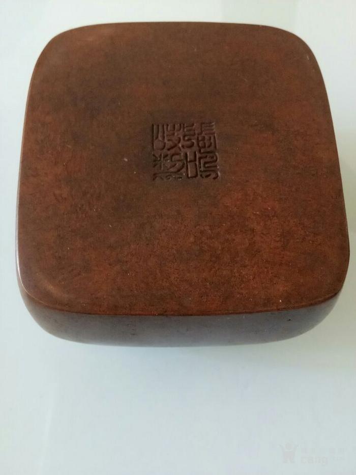 张鸣岐 铜手暖炉 明末清初 铜器 铜炉 手工制品。图3