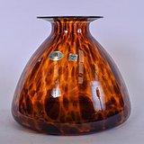 一款时尚玻璃*花纹花瓶