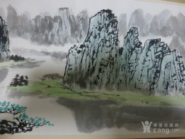 白雪石山水手卷图8
