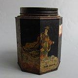 七十年代茶叶罐