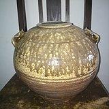 两晋时期原始青瓷铺首罐