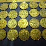 珍藏多年81年长城币铜贰角20枚