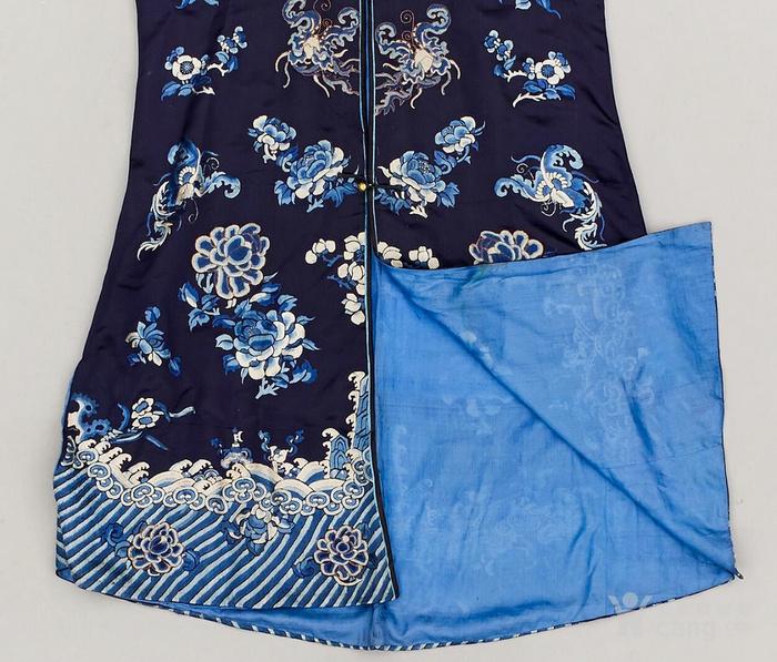 清代 精品 女款 服饰 一件,不议价。图3