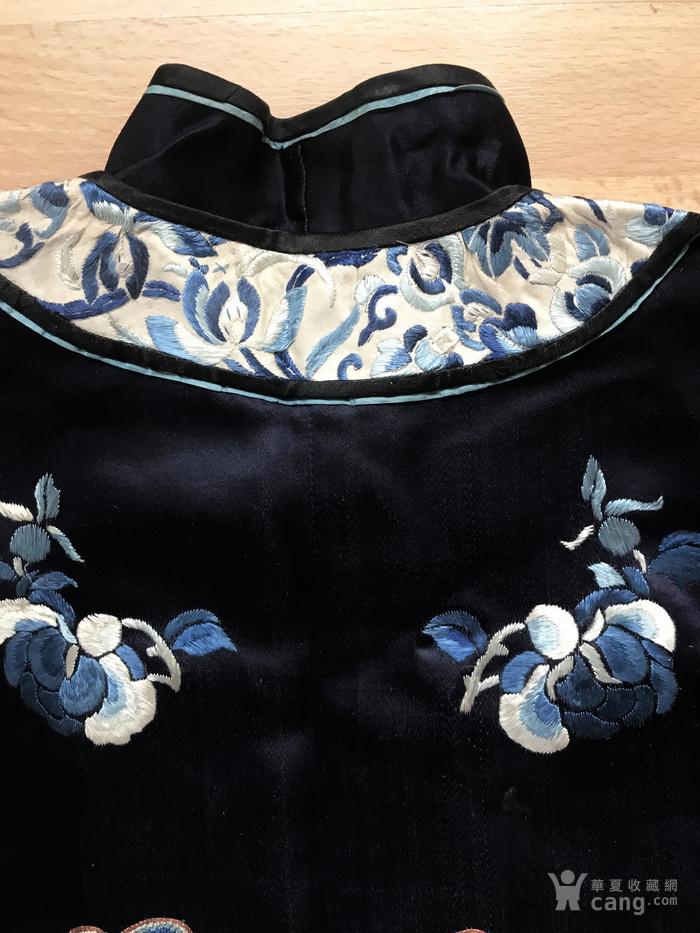 清代 精品 女款 服饰 一件,不议价。图12