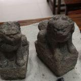 汉雕石狮图4