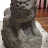 汉雕石狮图3