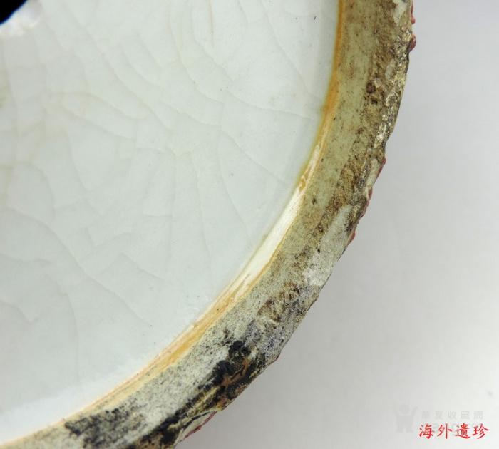 清 中晚期 钧红釉 红釉胆瓶 37.5厘米图8
