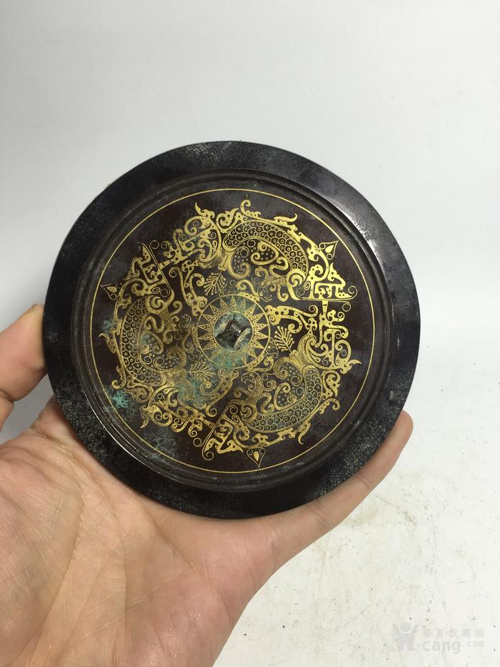 措金镜子图1