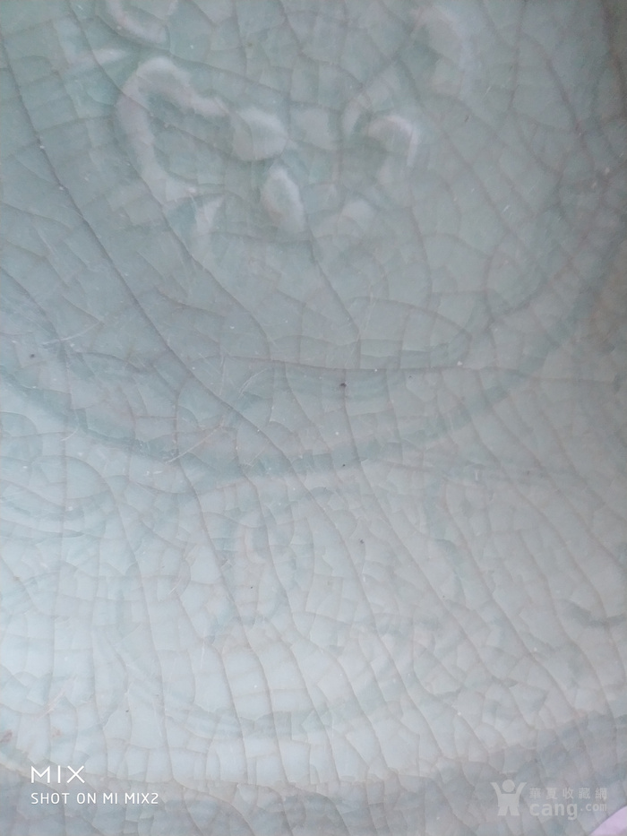 元代龙泉窑青釉碗图4