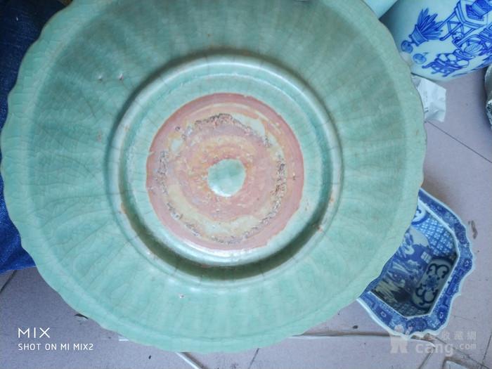 元代龙泉窑青釉碗图6