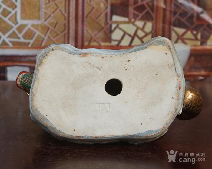 景德镇 文革瓷器 精品雕塑瓷 《西游记》图6