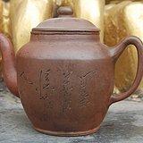 清代水石款紫砂壶
