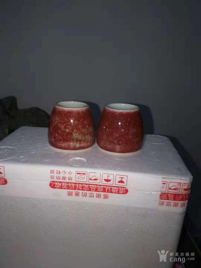 缸豆红小水盂图4