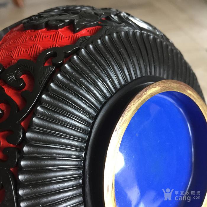 剔红烧蓝碗图8