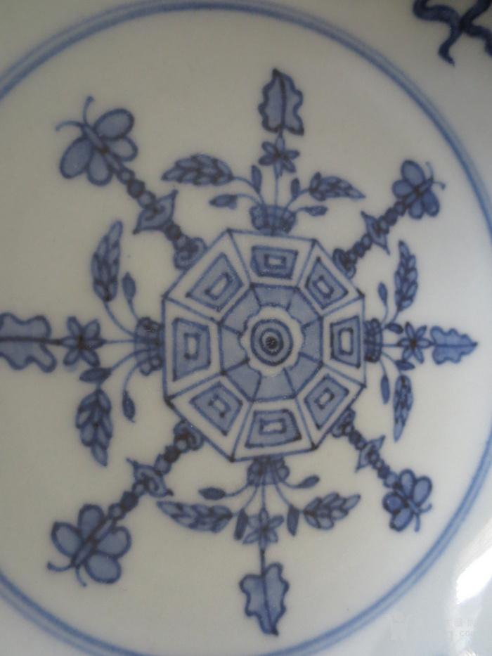 粉彩青花碗图9