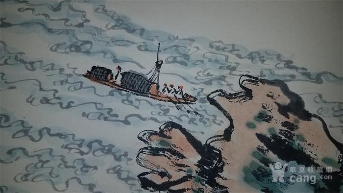 陆俨少  山水画图6