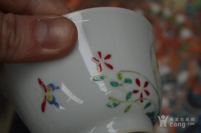 雍正粉彩杯图10