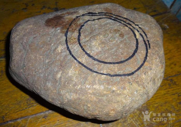 低售8斤缅甸翡翠原石 赌手琢 145图5