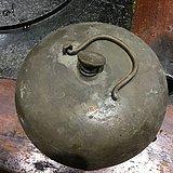 清朝铜器烫婆婆特价古玩包老真明清玉陶瓷器字画蜜蜡*收藏回流