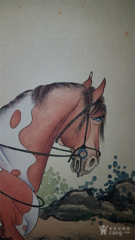 胡也佛  人马图图6