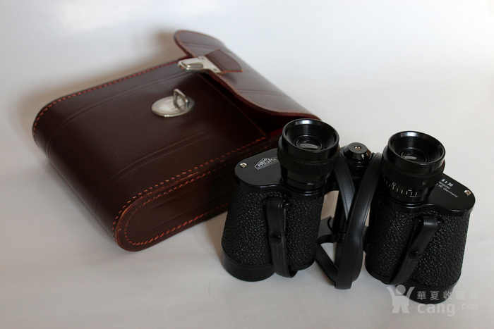 圣诞精品Prisma西德原产八倍双筒望远镜 赠品丰厚图1
