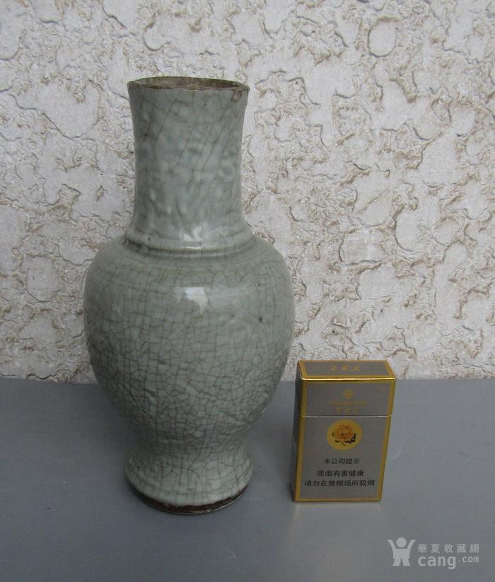 明代地方龙泉瓶图8