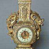 欧洲回流19世纪巴洛克风格西洋钟