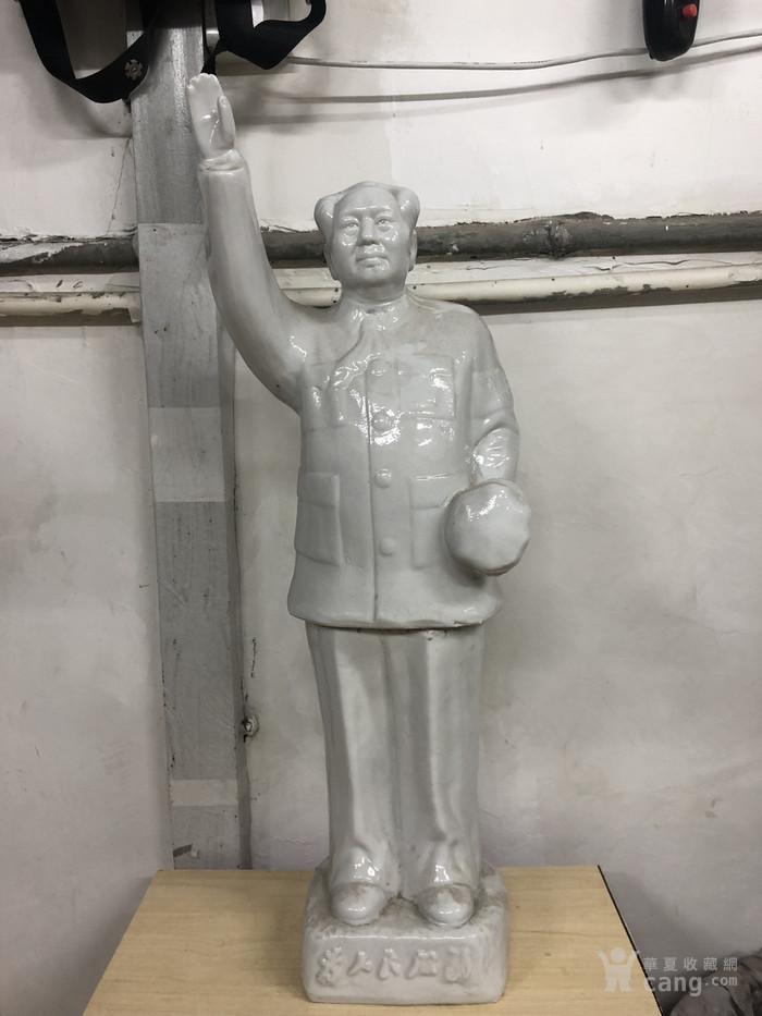 毛主席雕像图1