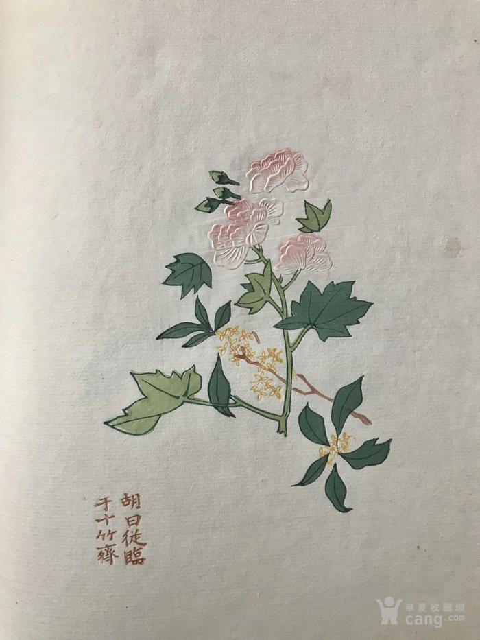 荣宝斋1952年版 十竹斋笺谱 原版原刻图10