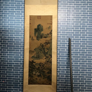 仇英 中国明代绘画大师,吴门四家之一